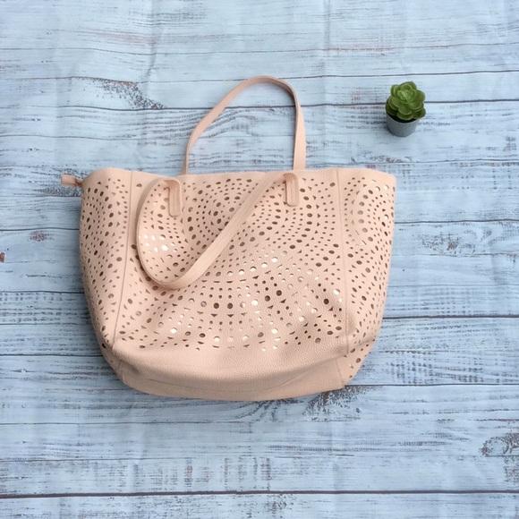 Bath & Body Works Handbags - Pink Tote